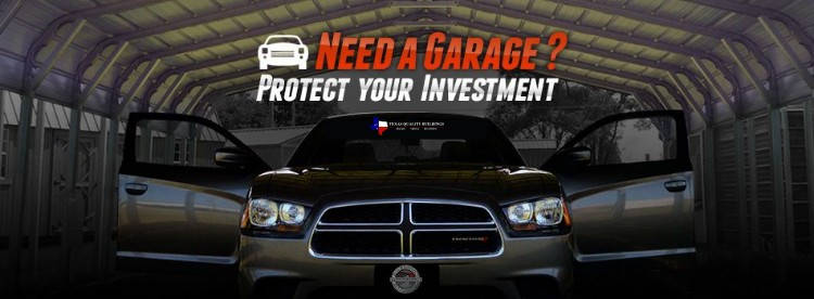 Need a Garage? Protect Your Investment. American Steel Carports Inc. | texasqualitybuildings.com